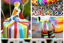 Rainbow Party Ideas / by Sassaby Parties