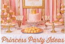 Princess Party Ideas / by Sassaby Parties