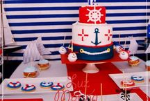 Nautical Party Ideas / by Sassaby Parties