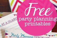 Get Organised {Planners & Printables}
