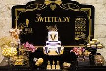 Gatsby 1920s Party Ideas / by Sassaby Parties