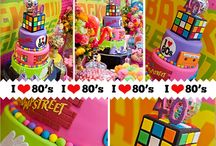 80s Party Ideas / by Sassaby Parties
