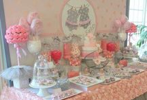 It's a Girl! Baby Shower Ideas