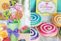 Candyland Sweets Shoppe Party Ideas