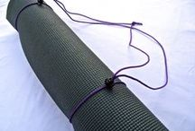 The 3N1 Yoga Mat Straps Collection / 3N1 Yoga Mat Strap. 13 Yoga Mat Straps Color Options. Handmade Just For You!