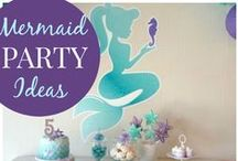 Mermaid Party Ideas / by Sassaby Parties