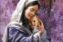 Maryja i święci