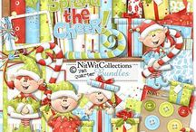Nitwit~Me My Elf and I / Nitwit Collections