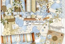 ⚫️ Nitwit~Winter Wishes / Nitwit Collections