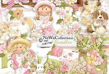 ⚫️ Nitwit Collections~Country Meadow
