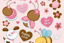 ❤️ my sweet valentine / Zenware Designs