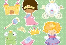 ❤️ Fairytale Princess / Zenware Designs