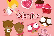 ❤️ valentine / Zenware Designs