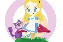 ❤️ Alice in Wonderland