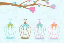 ⭐️ Bird Cages