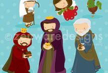 ⭐️ nativity 2 / Zenware Designs