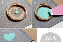 DIY - recycle/upcycle / by Pia Munk-Janson