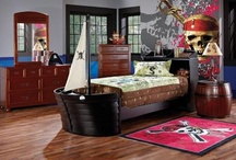 Kids' rooms / Bedroom ideas for kids / by Theresa Dezan