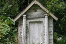 Sheds / Sheds for your garden