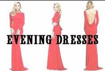 Evening Dresses / by MissesDressy