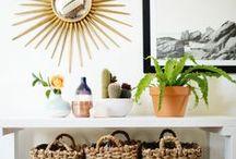 Home Decor / by Crystal Holland