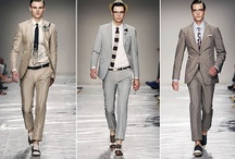 My man needs Fashion / by Denise Abreu