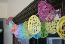 Easter things and crafts / by Theresa Dezan