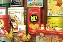 vintage tins & canisters