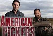 American Pickers :) / by Jennie Manar