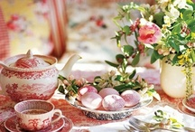 tea parties and picnics / by Teka Mcgill