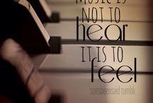 Im into music