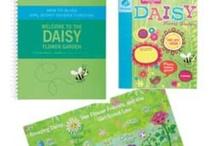Girl Scout Daisy Flower Garden