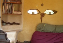 Biotecture / Earthships, cob houses, straw bail houses, tree houses, and other sustainable biotecture joy.  / by Jen (Peña) Hoy