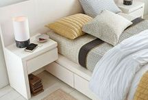 home : BEDROOMS / by kihKAT finds