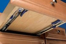 Drawer Slides / All things drawer slides! / by Rockler Woodworking and Hardware