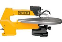 Power Tools / Band Saws, Table Saws, Lathes, Joiners, Circular Saws, Miter Saws, Oscillating Tools, Sanders, and more. / by Rockler Woodworking and Hardware