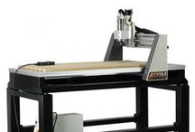 CNC Machines / CNC Shark Models, Click-N-Carve and accessories.  / by Rockler Woodworking and Hardware