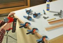 Beginner Woodworking / Woodworking tools, techniques, and projects for the beginner woodworker. You'll be building in no time! / by Rockler Woodworking and Hardware