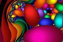 Bold Color of Liv!ng