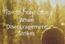 Encouragement for Moms / Faith filled encouragement and tips for moms!
