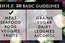 Food: Paleo/Grain-free/Gluten-free / by Crystal Holland