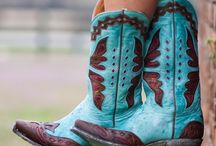 Boots, and shoes of all kinds / by Theresa Dezan
