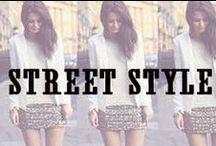Street Style / by MissesDressy