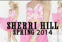 Sherri Hill Spring 2014 / Sherri Hill Spring 2014 Collection / by MissesDressy