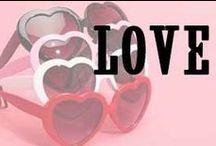 LOVE LOVE LOVE / Falling Love / by MissesDressy