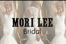 Bridal by  Mori Lee / Mori Lee bridal dresses come in a variety of lines created by longtime designer Madeline Gardner, who has been the mastermind behind Mori Lee formal wear for more than 15 years. Mori Lee wedding gowns are made for all sizes and body types and are sure to make a bride feel like a royal princess on her special day.  / by MissesDressy