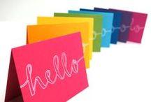 DIY Cards & Paper