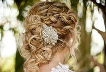 Bridal Hair / by R a q u e l