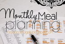 Meal Planning / by Sofia Huitron