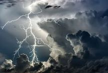 Sky Clouds Weather / by Jenny Hoople